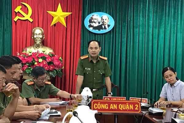 Phòng Cảnh sát hình sự, Công an TP.HCM có thủ lĩnh mới