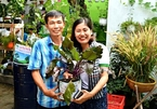 Saigonese open 'zero VND shops' to encourage people to plant trees
