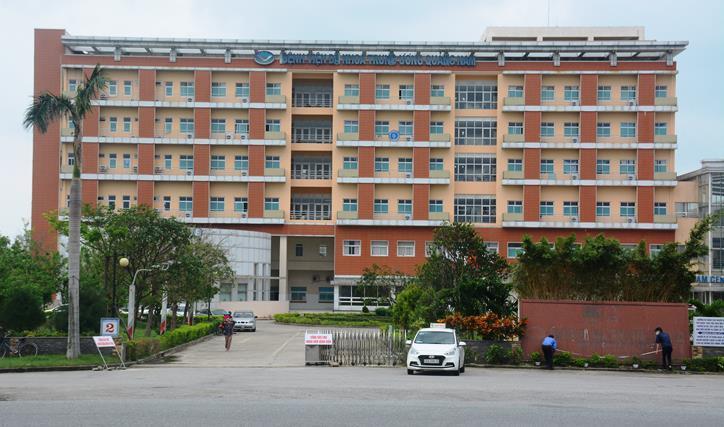 Bắt giam Trưởng khoa cùng 2 điều dưỡng Bệnh viện đa khoa TƯ Quảng Nam