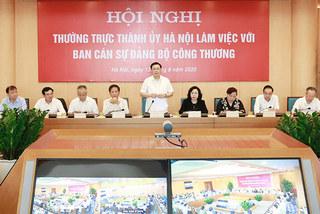 Khẳng định tầm vóc, bản lĩnh và trí tuệ của Đảng bộ Thủ đô