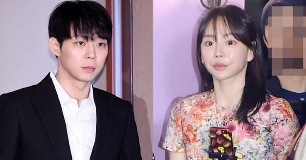 Hôn thê cũ của Park Yoo Chun bị bắt