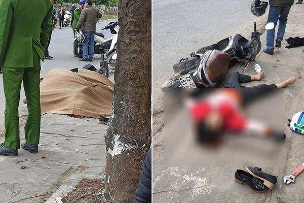 Người phụ nữ bị truy sát giữa đường ở Hà Nội