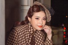 Diễn viên Kim Thanh Thảo hoá quý cô thập niên 90