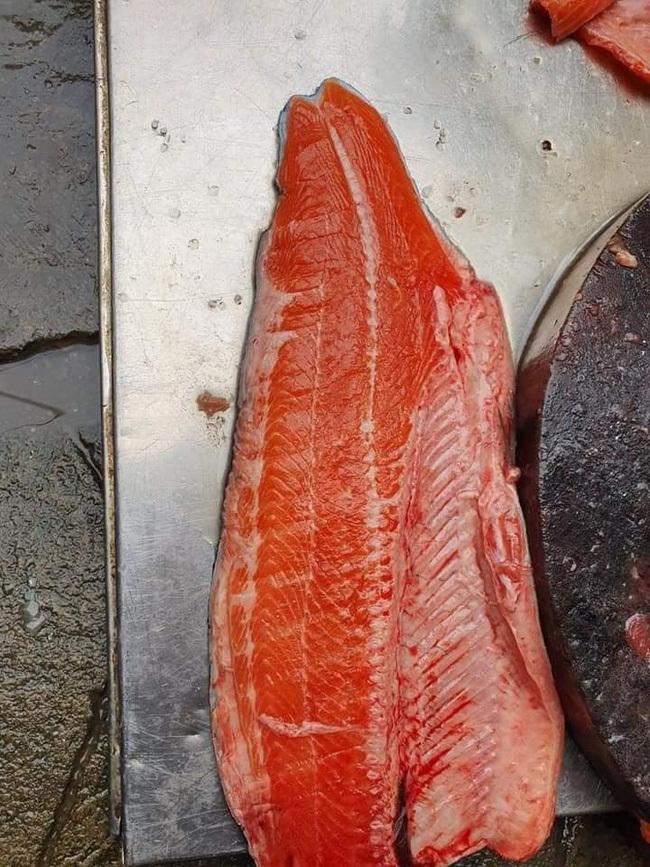 Cá hồi Sapa đồng loạt giảm xuyên đáy, chợ mạng giá chỉ 125 nghìn/kg