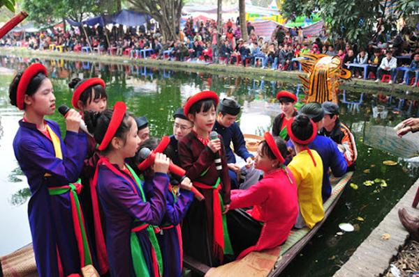 Bắc Ninh: cách đặc biệt bảo tồn, phát huy dân ca quan họ