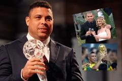 """Ronaldo """"béo"""": Đá bóng hay, kiếm tiền giỏi"""