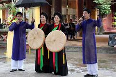 Bắc Ninh nỗ lực bảo tồn, phát huy di sản văn hóa phi vật thể dân ca quan họ