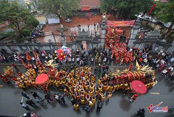 Bắc Ninh - vùng đất của những lễ hội đặc sắc