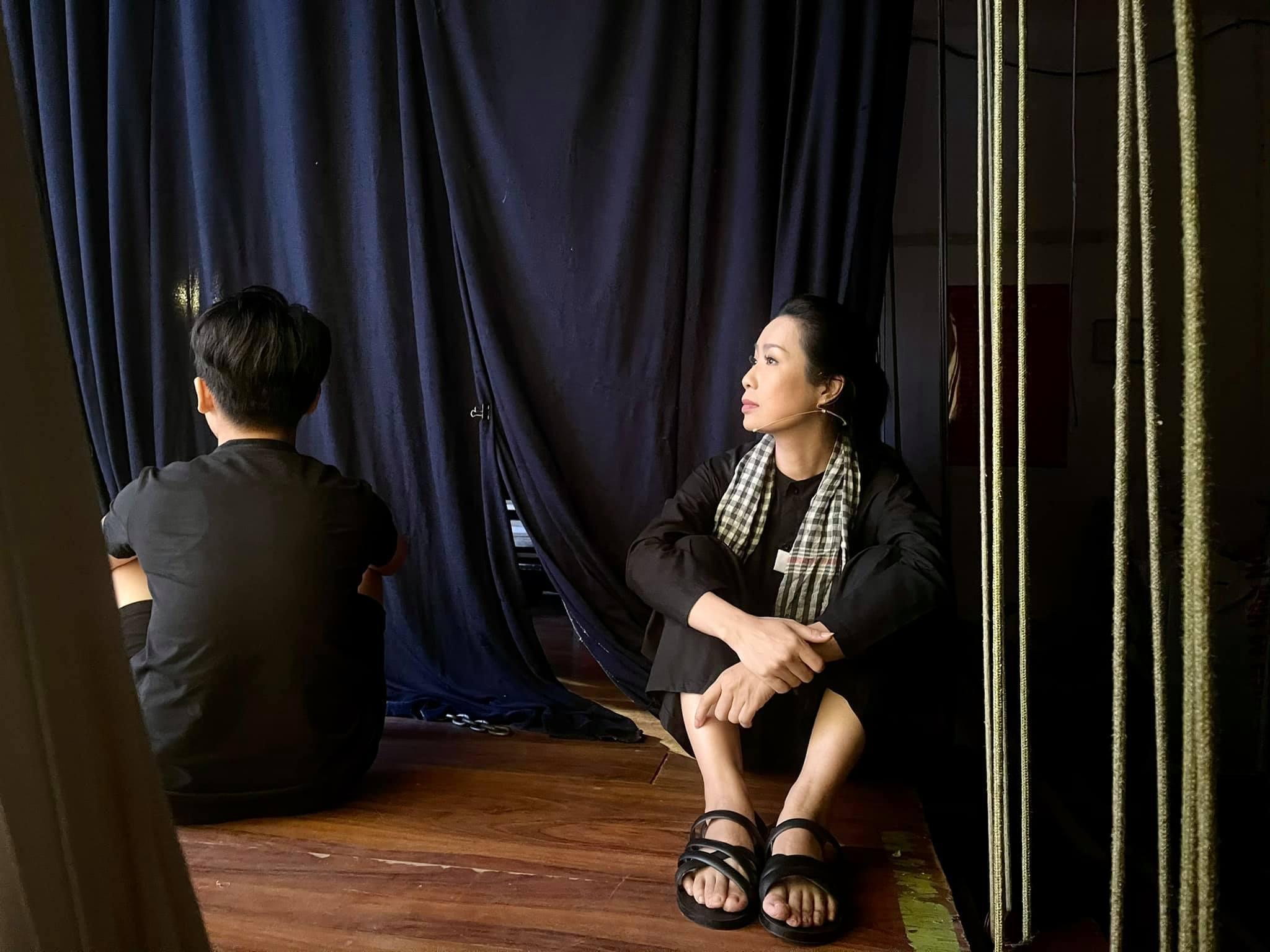 'Bà mẹ hai con' Phạm Quỳnh Anh nhan sắc ngày càng mặn mà