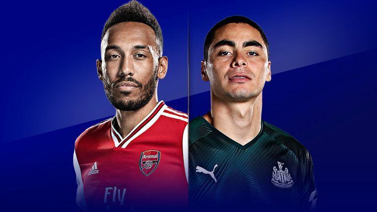 Trực tiếp Arsenal vs Newcastle: Tiếp đà thăng hoa