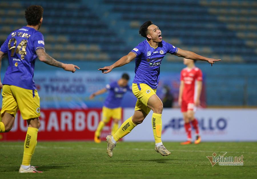 Giành Siêu cúp, Hà Nội tự tin đua vô địch V-League 2021