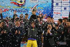 Hạ Viettel, Hà Nội san bằng kỷ lục 4 lần đoạt Siêu cúp
