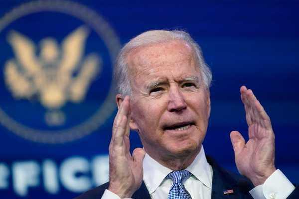 Phản ứng bất ngờ của ông Biden khi ông Trump không dự lễ nhậm chức
