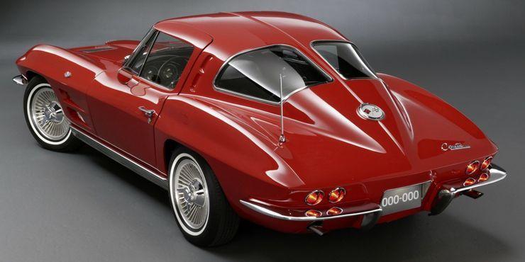 10 mẫu siêu xe đẹp nhất tại Mỹ thập niên 1960