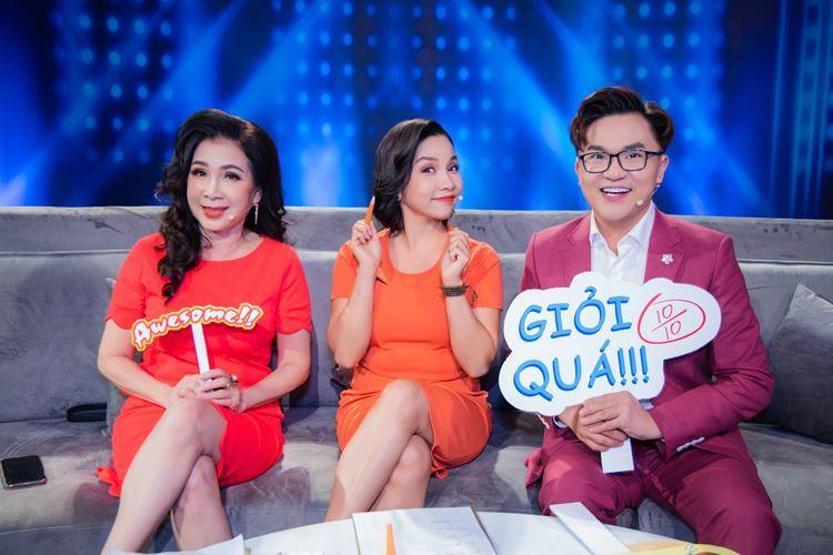 Mỹ Linh khen Việt Thắng hết lời vì diễn, hát giống ca sĩ Ngọc Sơn