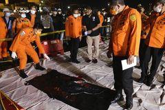 Đã xác định được địa điểm máy bay Indonesia rơi