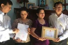 Bốn người được 'sống lần 2' nhờ hành động của một người mẹ