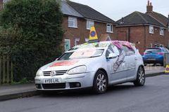 Tiệc sinh nhật có 1-0-2 cho chiếc xe bị vứt xó tròn 1 năm