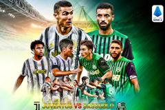 Nhận định Juventus vs Sassuolo: Thận trọng để thắng