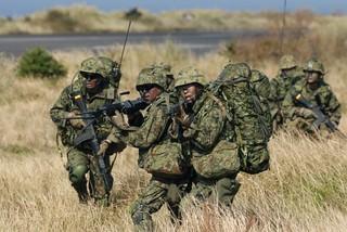 Bước chuyển chiến lược của quân đội Nhật Bản