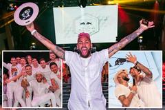 Neymar: Cuộc sống xa hoa với lương 86 tỷ đồng mỗi tháng
