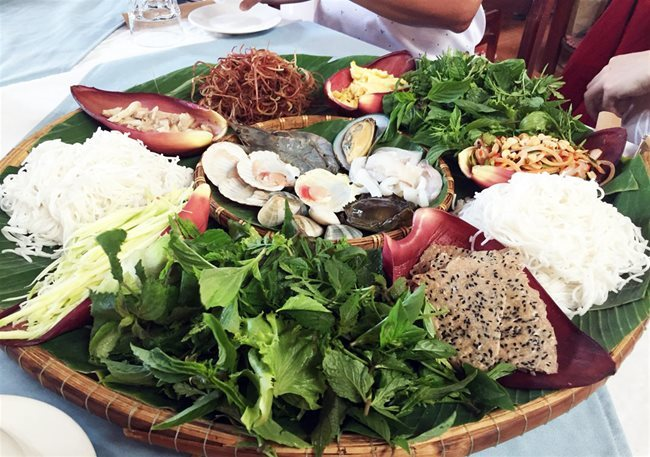 Hotpot of five elements of earth