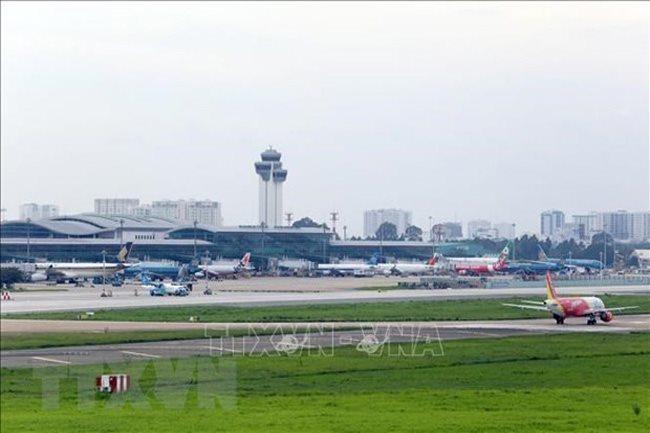 Tan Son Nhat Airport,CAAV,Covid-19,vietnam economy