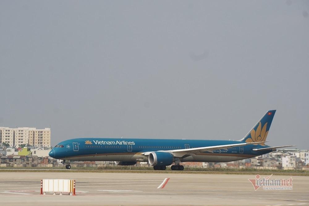 Khánh thành đường băng hơn 2.000 tỷ ở sân bay Tân Sơn Nhất