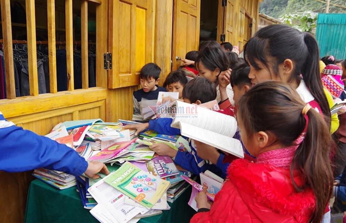 """Ngôi nhà """"ai cần đến lấy, ai có sẻ chia"""" ở Nghệ An"""