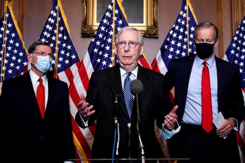 Tiết lộ thời điểm Thượng viện có thể luận tội ông Trump