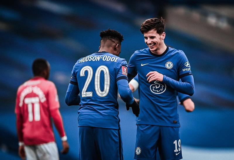 Timo Werner 'thông nòng', Chelsea đại thắng ở FA Cup