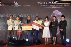 Lê Việt Dũng vô địch giải golf có hole in one 50 tỷ đồng