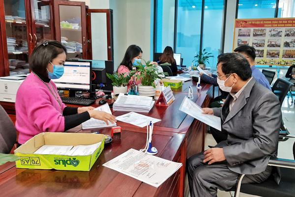 Bắc Ninh 2020: Giải quyết 88.000 hồ sơ TTHC tại Trung tâm Hành chính công
