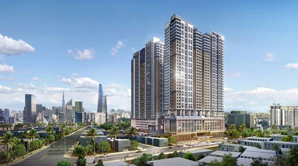 Bất động sản trung tâm TP.HCM hút nhà đầu tư nước ngoài