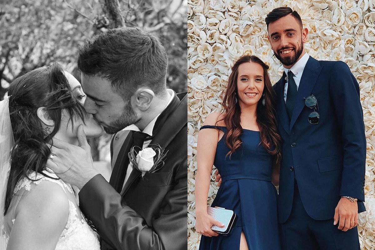 Bruno Fernandes: Yêu là cưới, và chuyện tình cổ tích