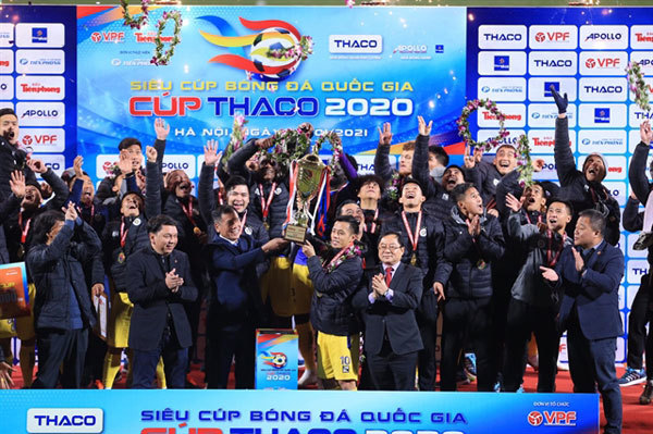 Hanoi FC defeat Viettel to win Super Cup