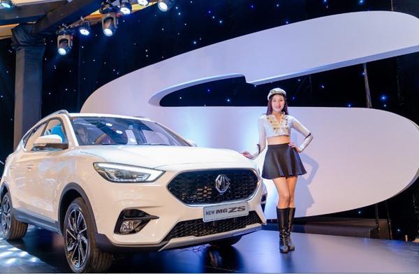 MG ZS 2021 - 'Làn gió' mới trong phân khúc SUV ở Việt Nam