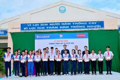 Sacombank, Dai-ichi Life Việt Nam chung tay vì cộng đồng