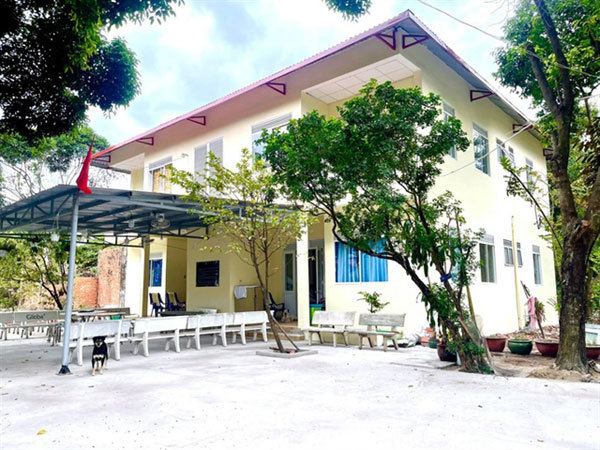 Rest Home for Artists renovated before Tet