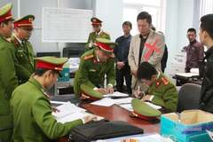 Khởi tố thêm 1 Phó Giám đốc ban quản lí dự án ở Quảng Bình