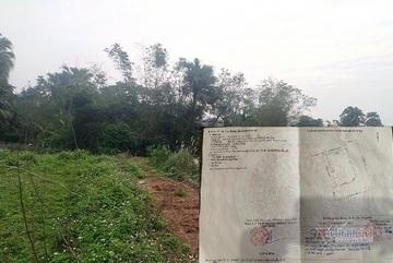Bỏ tiền tỉ mua đất nhưng không thể làm nhà vì đường vào còn nằm trên giấy