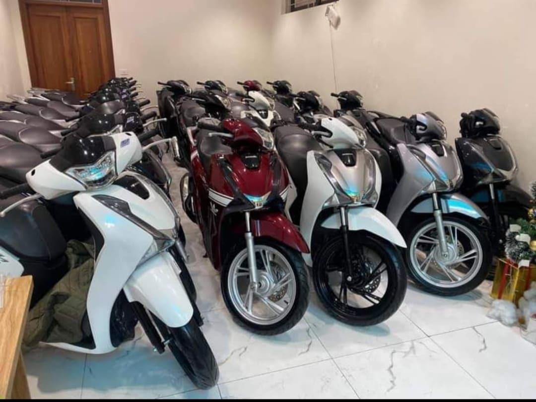 Honda SH 2019 tăng giá 'phi mã' ở thị trường xe máy cũ