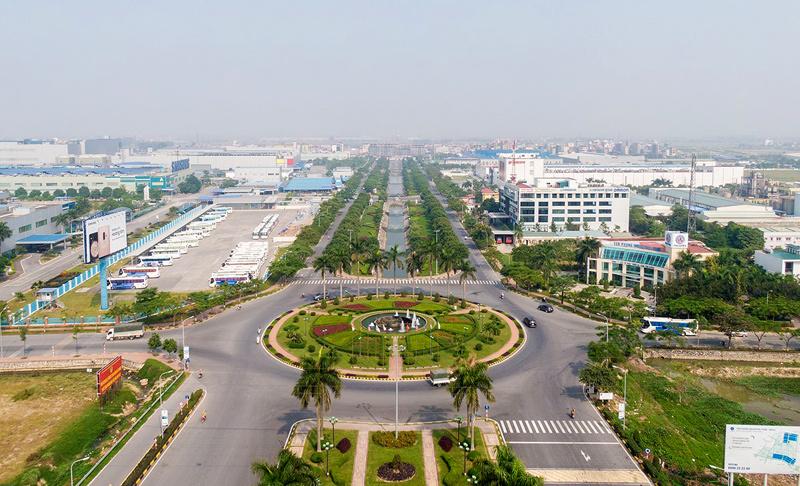 Mạng 5G sắp được phủ sóng tại KCN Yên Phong I