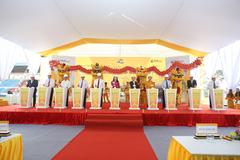 T&T Group khởi công dự án 'khủng' ở trung tâm TP Long Xuyên