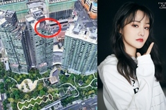Trịnh Sảng sống trong căn hộ gần 535 tỷ đồng ở Thượng Hải