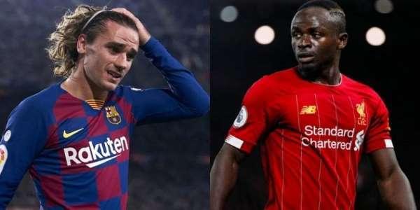 Sancho 'tạm biệt' MU, Liverpool đổi Mane lấy Griezmann