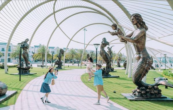 Thông nút giao Cổ Linh, Vinhomes Ocean Park như 'hổ mọc thêm cánh'