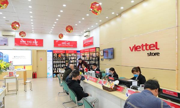 Viettel Store có nhận diện thương hiệu mới