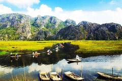 Vietnam's first nature reserve in Green List