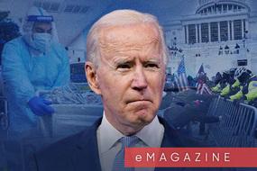 Nhiệm kỳ của ông Joe Biden: Một khởi đầu không thể tồi tệ hơn